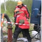 , Учения по ликвидации разливов нефтепродуктов на объектах ОАО «Кольская ГМК» и Мурманской ТЭЦ
