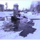 , В мазутном хозяйстве картонной фабрики г. Суоярви произошла авария
