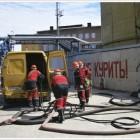 Учение в зоне ответственности ООО «ГазпромнефтьТерминал СПб»