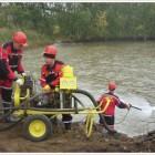 Международные учения совместно со спасательными службами Финляндии