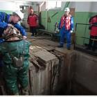 , Противопаводкое учение на Волховской ГЭС ОАО «ТГК-1»