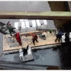 Мазут попал в отводной канал Светогорской ГЭС ОАО «ТГК-1»