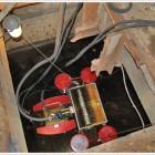 В сливной коллектор Правобережной ТЭЦ-5 ОАО ТГК-1 произошёл сброс трансформаторного масла