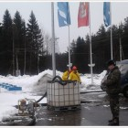 Учения на АЗС «Газпром-нефть»