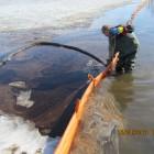 , Ликвидация разлива в Петрозаводском Городском округе