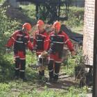Вологодское отделение провело учение на топливном хозяйстве Агростройконструкции