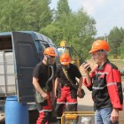 Учения на нефтебазе ООО «Энтиком-Инвест»