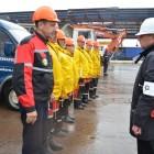 , Учения на топливном хозяйстве ТЭЦ ОАО «ФосАгро-Череповец»