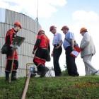 Учение по ЛРН на территории ОАО «Вологодский оптико –механический завод»